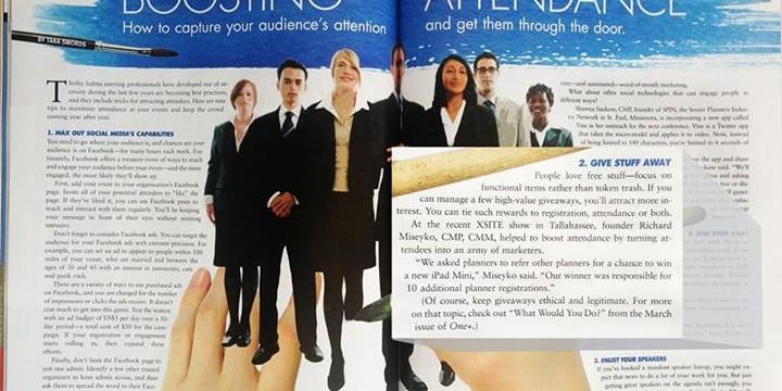 MPI's One+ Magazine