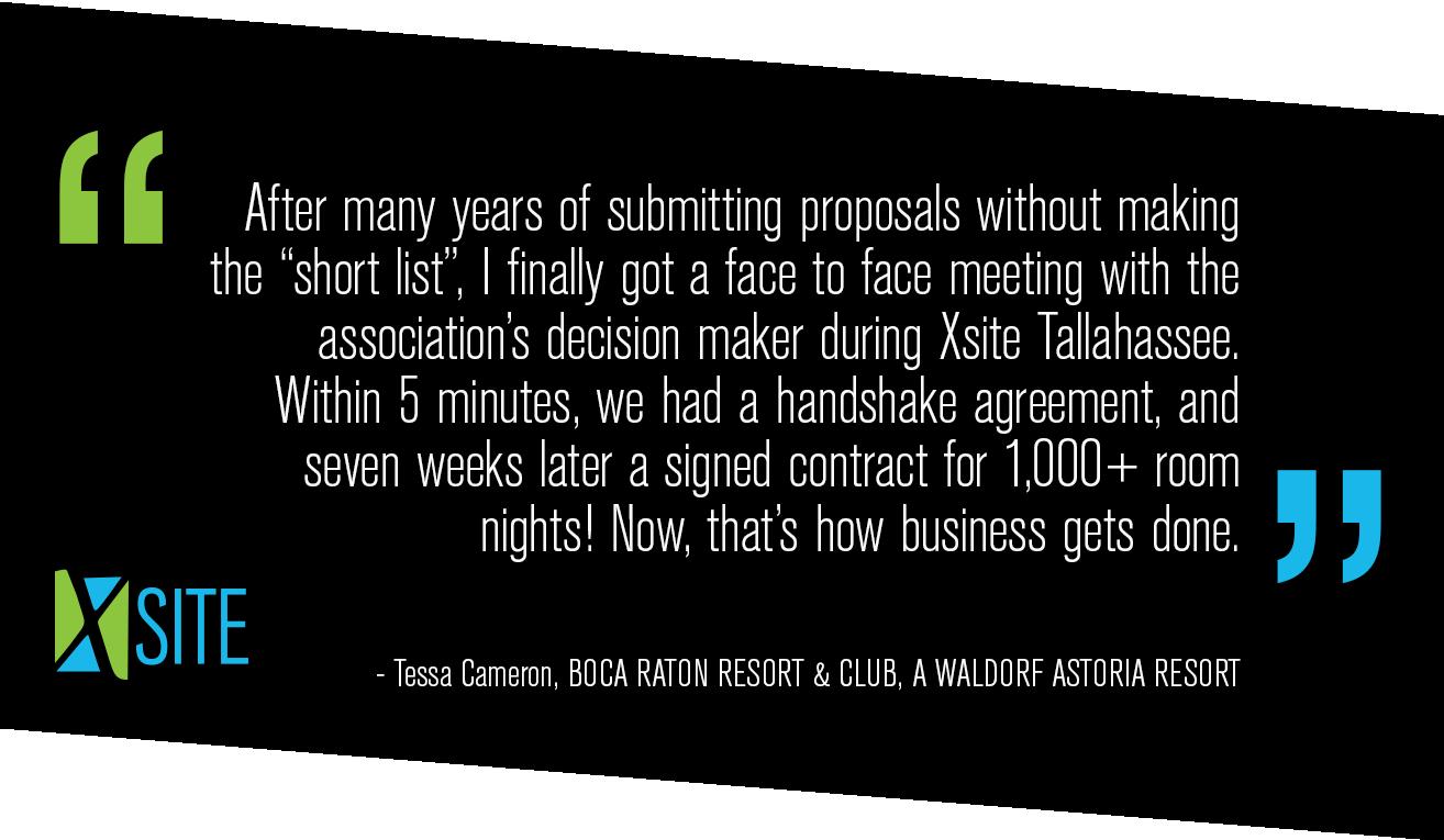 Boca Raton Resort Testimonial