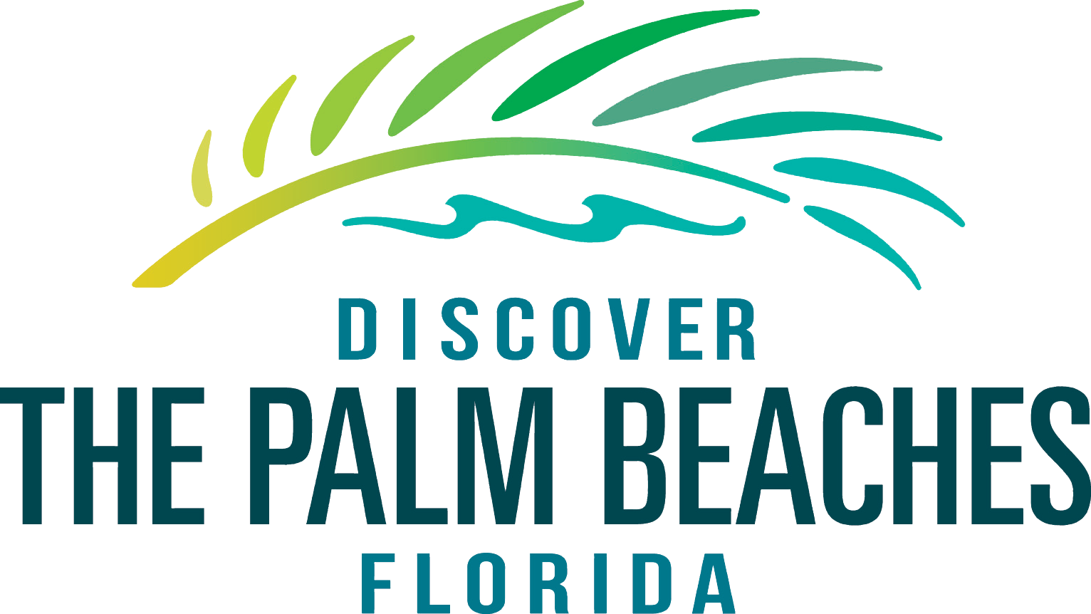 discover the palms logo